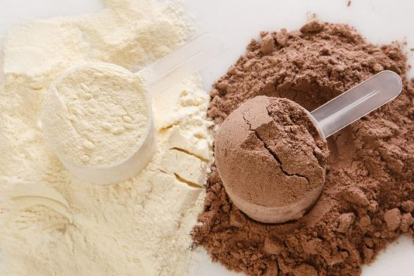 How to use the best options with protein powder for muscle growth?
